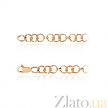 Золотой браслет Тоскана EDM--Б050