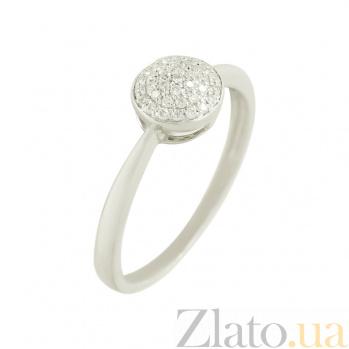 Золотое кольцо с бриллиантами Паула 1К309-0090