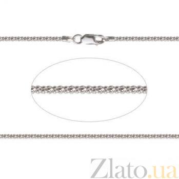 Цепочка из серебра родированная AQA--942Р-2