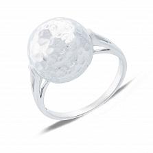 Серебряное кольцо Благодушие