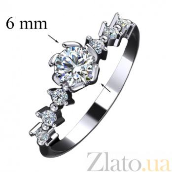 Серебряное кольцо Жожоба