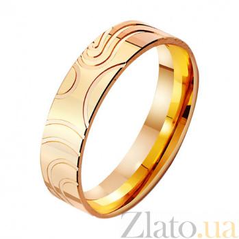 Золотое обручальное кольцо Шаганэ TRF--411735