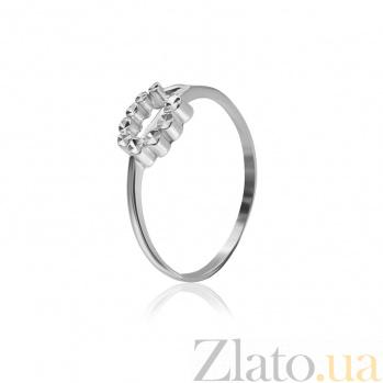 Серебряное кольцо Аура 000025852