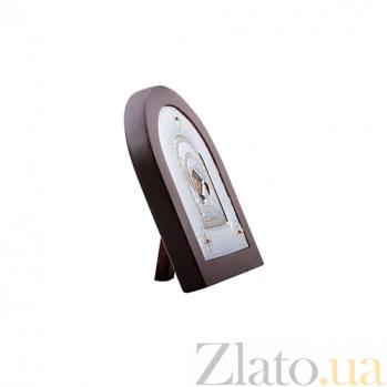 Икона Казанской Божьей Матери из серебра с позолотой AQA--MA/E2106BX