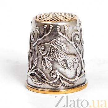 Серебряный наперсток Морской этюд 1576