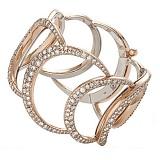 Золотой браслет Serpenti с бриллиантами