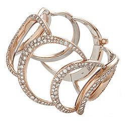Золотой браслет Serpenti с бриллиантами 000015076