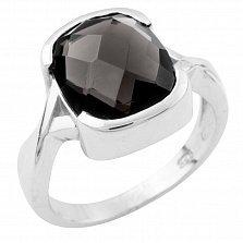 Серебряное кольцо Наина с ониксом
