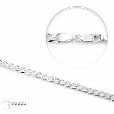 Серебряная цепь Севилья, 5 мм