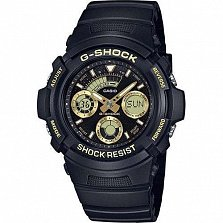 Часы наручные Casio G-shock AW-591GBX-1A9ER