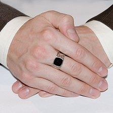 Серебряное кольцо Баста