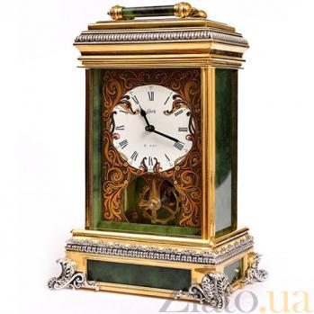 Серебряные часы Нефритовый замок 1573