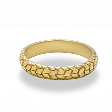 Кольцо из красного золота Michelin sirac front