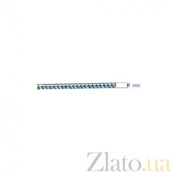 Серебряная цепочка Орландо AQA--CDT1.00