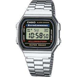 Часы наручные Casio A168WA-1YES