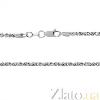 Серебряная цепь Чара 000027812