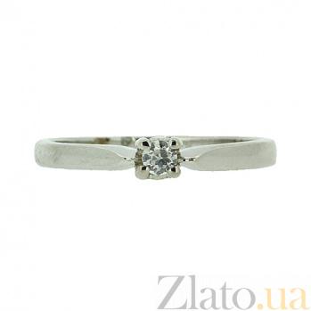 Серебряное кольцо с цирконием Джая ZMX--RCz-6974-Ag_K