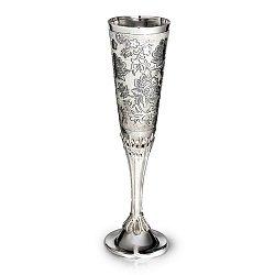 Серебряный свадебный бокал Мальви 000043429