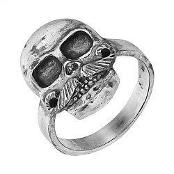 Серебряное кольцо Barry с чернением 000103161