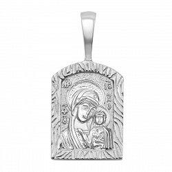 Серебряная ладанка 000121550