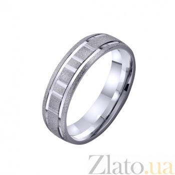 Золотое обручальное кольцо Новая классика TRF--4211101