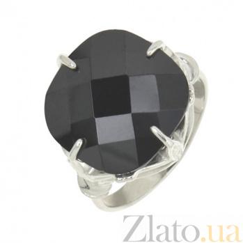 Серебряное кольцо с цирконием Королева BGS--103к
