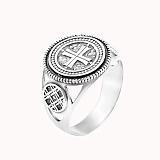 Серебряный перстень Завет