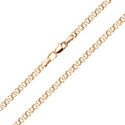Цепочка из красного золота 000103586