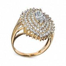 Золотое кольцо с бриллиантами Despina