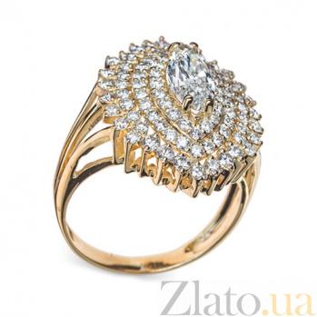 Золотое кольцо с бриллиантами Despina R0714