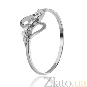 Серебряное кольцо Вэнди 000025846