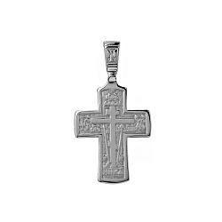 Серебряный крестик Идейность
