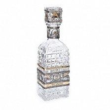 Графин Грифон с серебром и позолотой