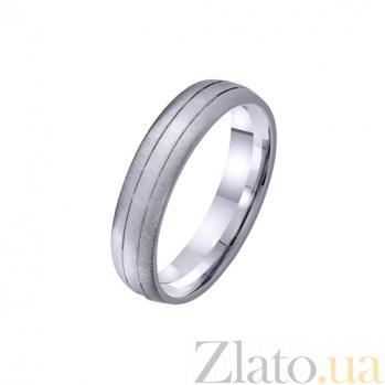 Золотое обручальное кольцо Совершенный союз TRF--421222