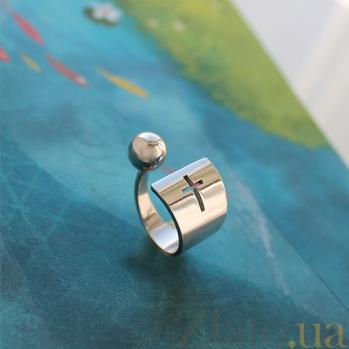 Серебряное кольцо Coil Coil