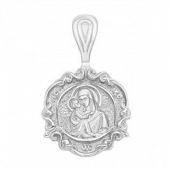 Серебряная ладанка 000133769