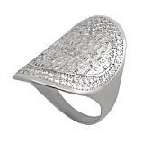 Серебряное кольцо с фианитами Amore Love