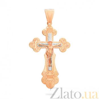 Золотой крестик Радость SUF--525901р