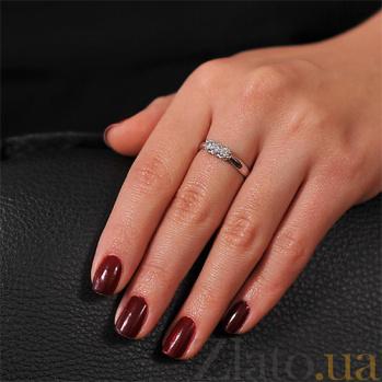 Золотое кольцо с бриллиантами Эра EDM--КД7535/1