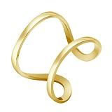 Кольцо из желтого золота Ирий