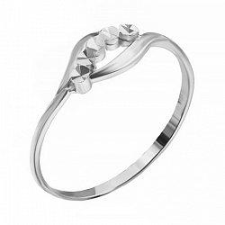 Кольцо из серебра 000025849