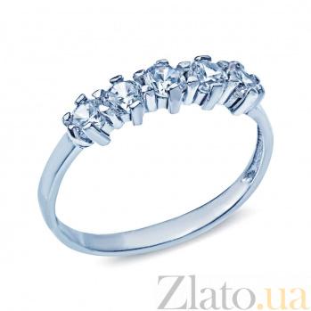Серебряное кольцо с фианитами Нэйтали 000027176