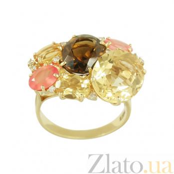Золотое кольцо Дебора 1К549-0024