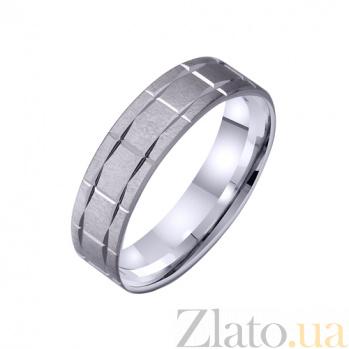 Золотое обручальное кольцо Эллен TRF--421244