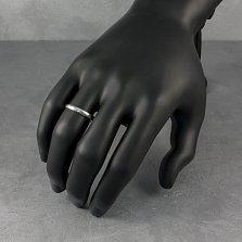 Обручальное кольцо Аура из платины