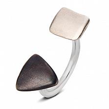 Серебряное кольцо Электро