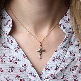 Золотой крестик Истинный свет