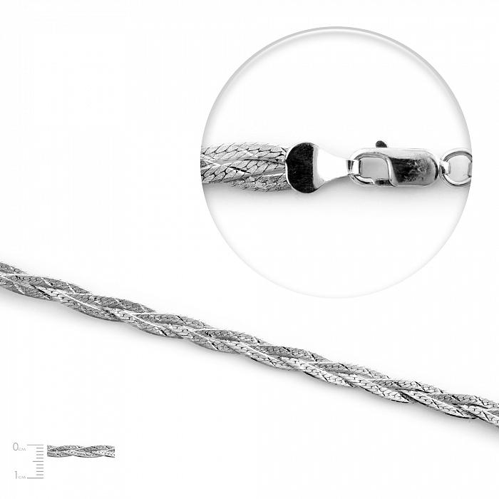 Серебряная цепь Сандра, 3,5 мм 000067395