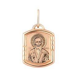 Ладанка из красного золота 000141336