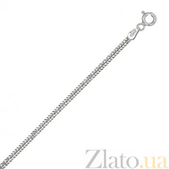 Серебряная цепь Тициан 000027758